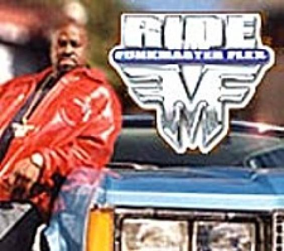 Ride With Funkmaster Flex next episode air date poster