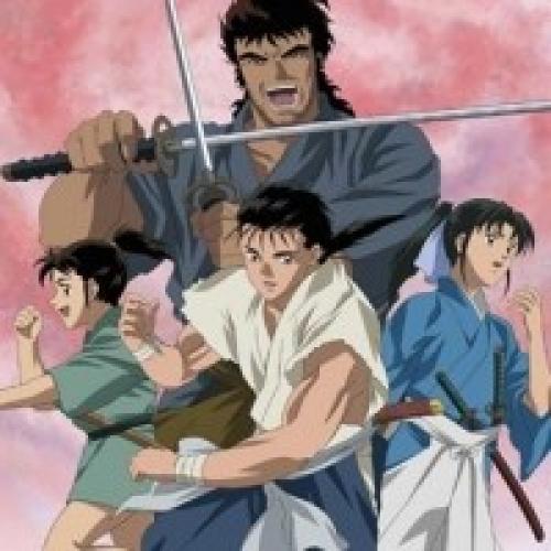 Shura no Toki next episode air date poster