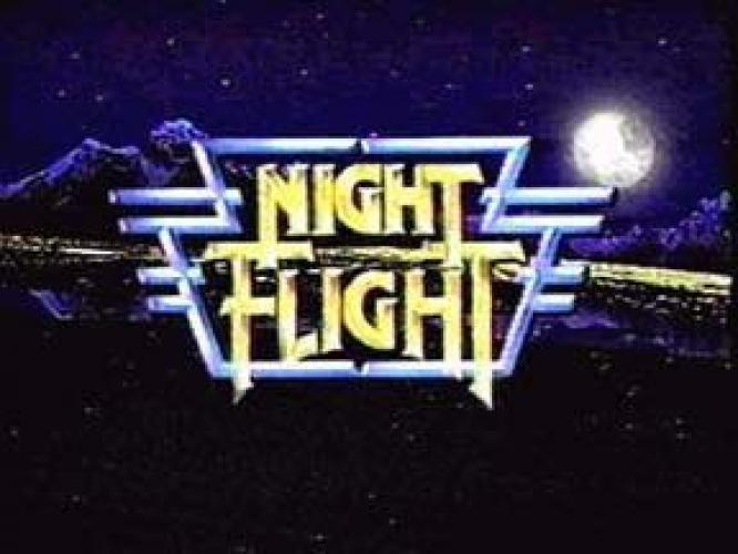 Night Flight next episode air date poster
