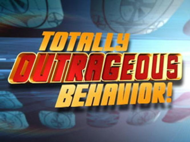 Totally Outrageous Behavior next episode air date poster