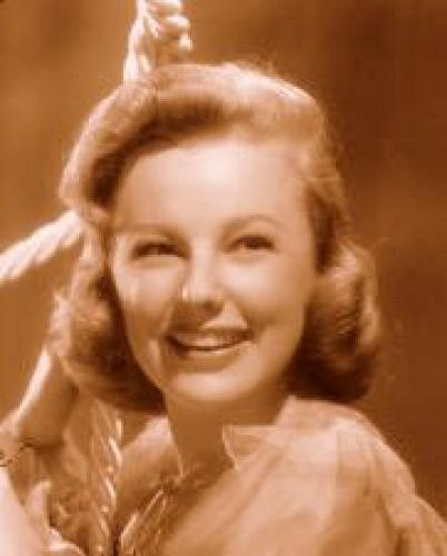 The DuPont Show With June Allyson next episode air date poster