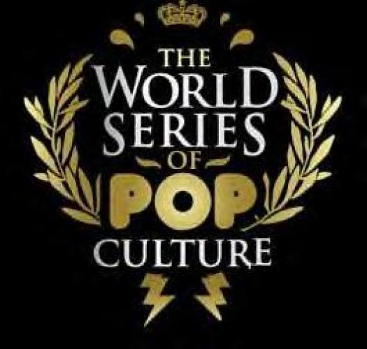 World Series of Pop Culture next episode air date poster