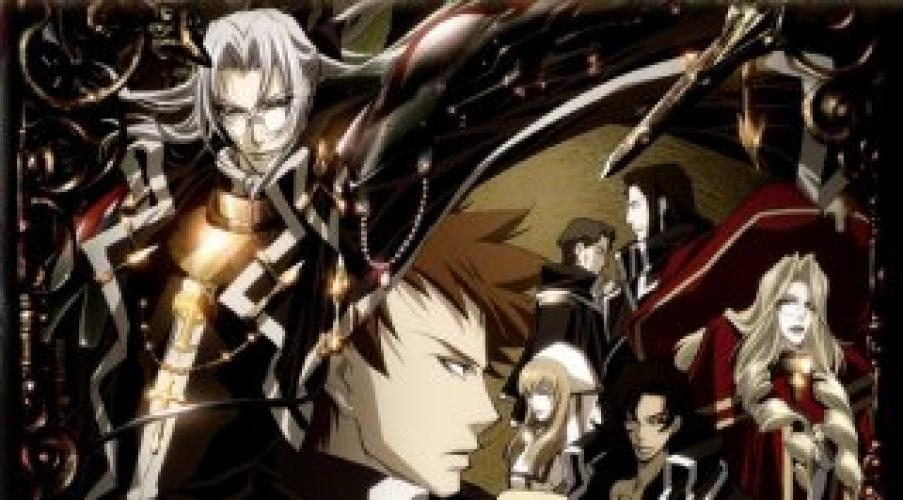 Trinity Blood (JP) next episode air date poster