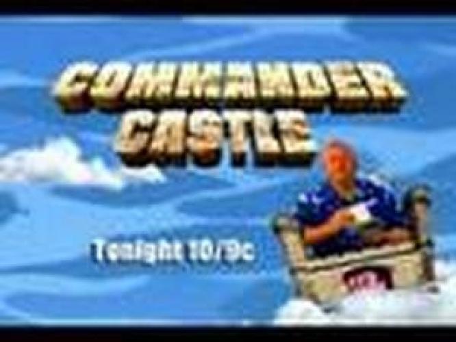 Commander Castle next episode air date poster