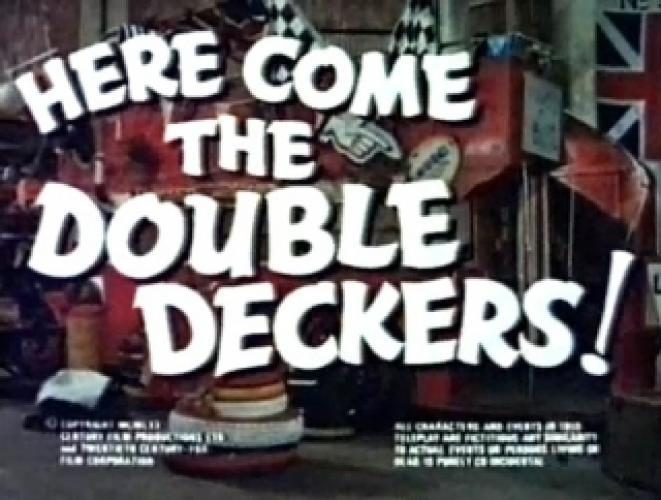 Here Come the Double Deckers next episode air date poster