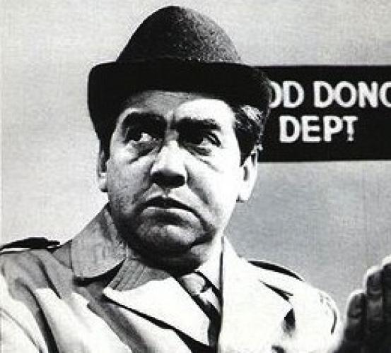 Hancock (1961) next episode air date poster