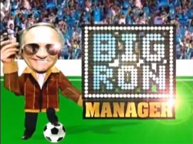 Big Ron Manager next episode air date poster