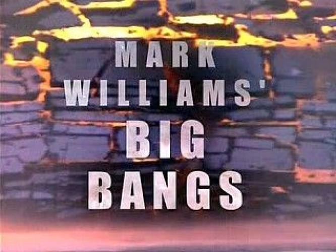 Mark Williams' Big Bangs next episode air date poster