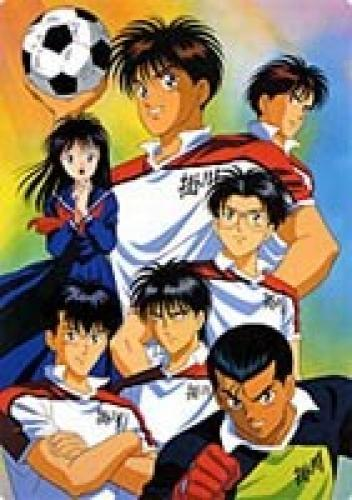 Aoki Densetsu Shoot! next episode air date poster