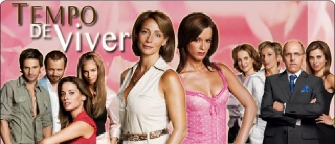 Tempo de Viver next episode air date poster