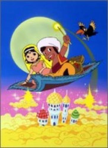 Arabian Nights Sinbad no Boken next episode air date poster