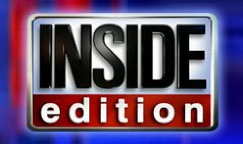 Inside Edition next episode air date poster