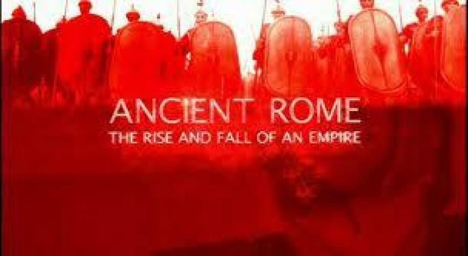 Ancient Rome: The Rise and Fall of an Empire next episode air date poster