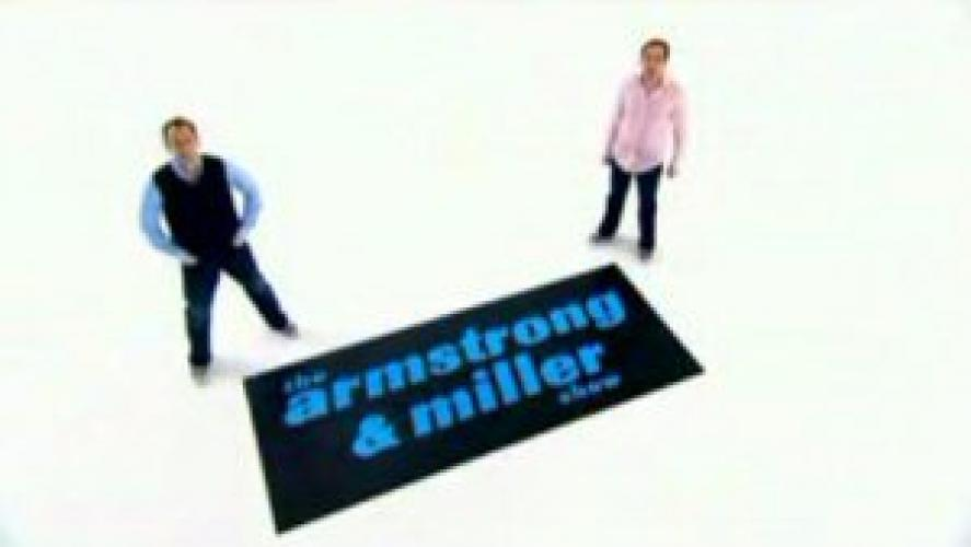 The Armstrong and Miller Show next episode air date poster