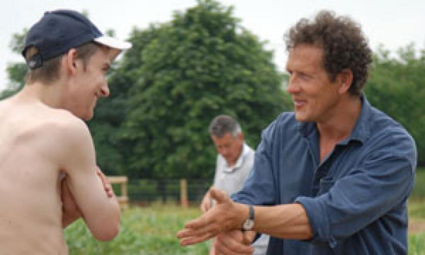 Monty Don - Growing Out Of Trouble next episode air date poster