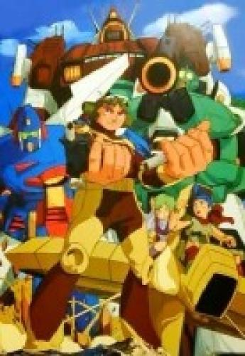 Sentou Mecha Xabungle next episode air date poster