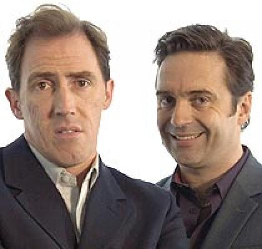 Rob Brydon's Annually Retentive next episode air date poster
