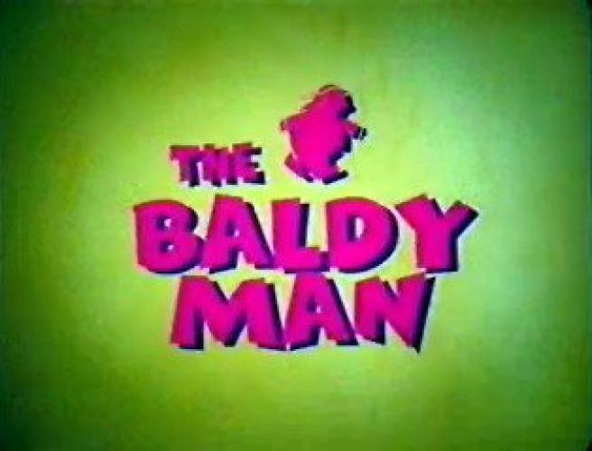 The Baldy Man next episode air date poster