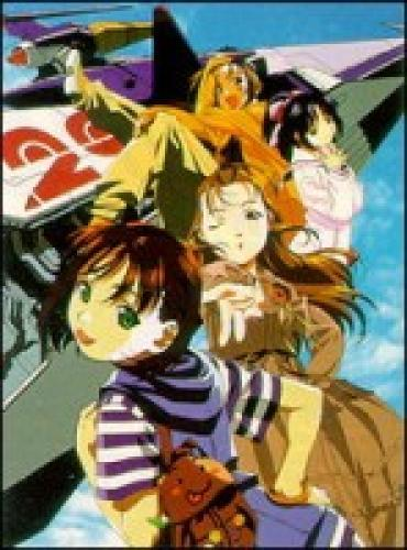 Starship Girl Yamamoto Yohko next episode air date poster