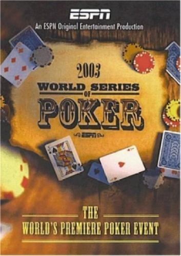 World Series of Poker 2003 next episode air date poster