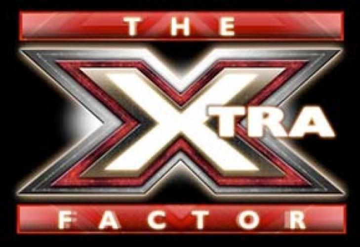 The Xtra Factor Live next episode air date poster