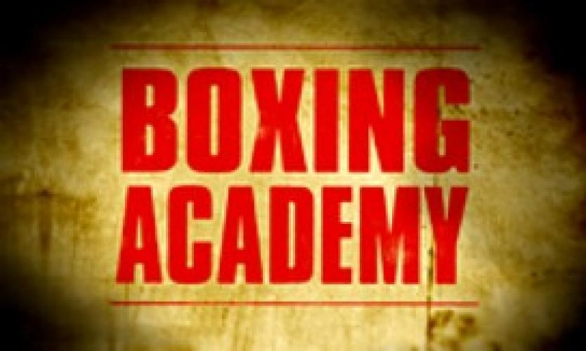 Boxing Academy next episode air date poster
