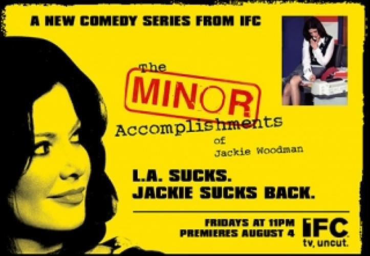 The Minor Accomplishments of Jackie Woodman next episode air date poster