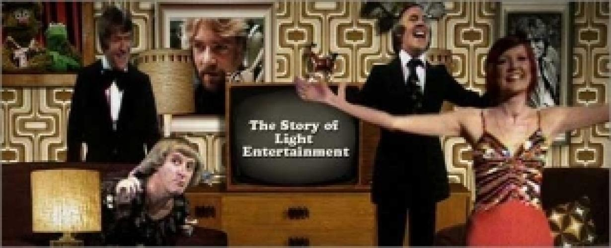 The Story of Light Entertainment next episode air date poster