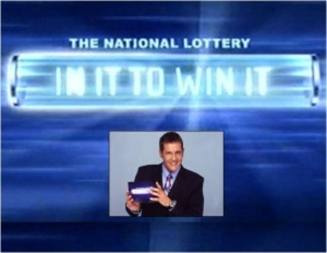 National Lottery - In It to Win It next episode air date poster