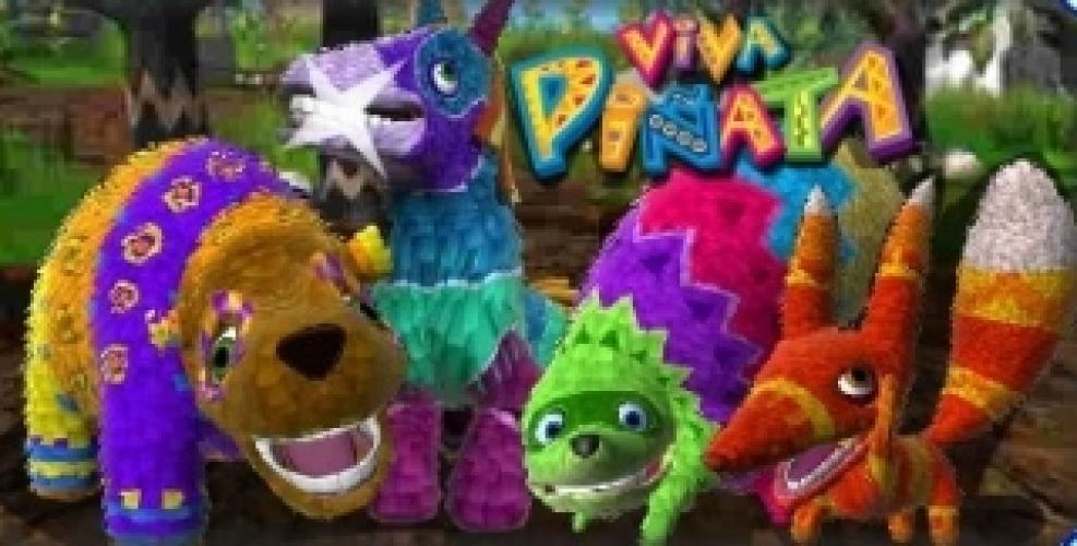 Viva Piñata next episode air date poster