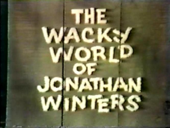 The Wacky World Of Jonathan Winters next episode air date poster