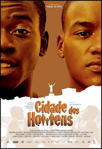 Cidade dos Homens next episode air date poster