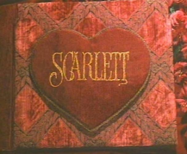 Scarlett (1994) next episode air date poster