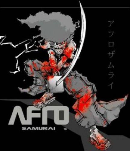 Afro Samurai next episode air date poster
