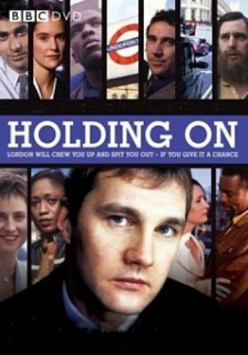Holding On next episode air date poster