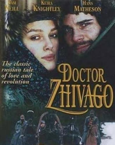 Doctor Zhivago (2002) next episode air date poster