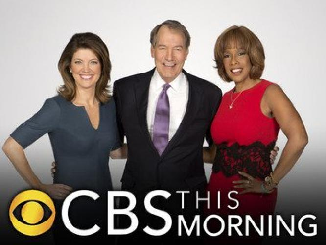 CBS This Morning next episode air date poster