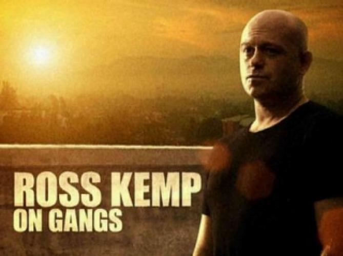 Ross Kemp on Gangs next episode air date poster
