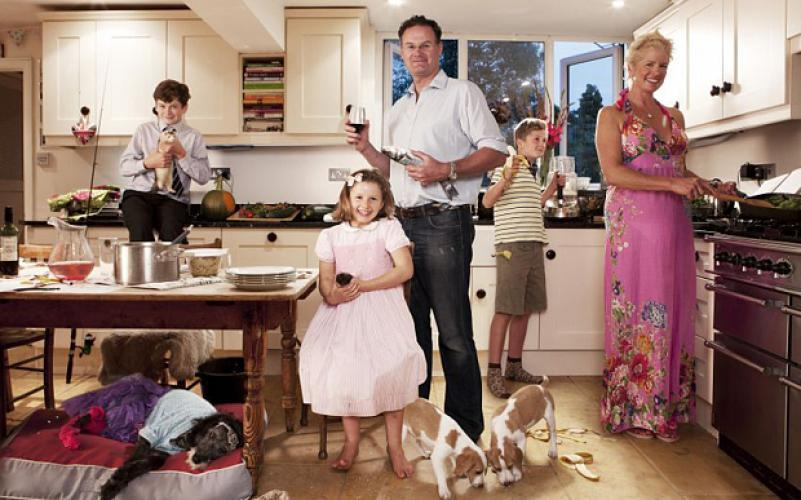 The Kitchen (UK) next episode air date poster