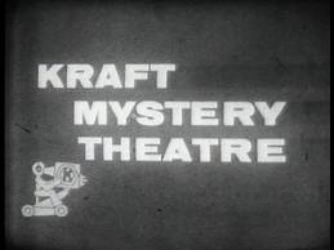 Kraft Mystery Theatre next episode air date poster