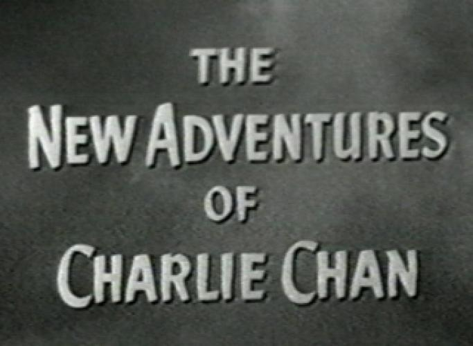 The New Adventures of Charlie Chan next episode air date poster