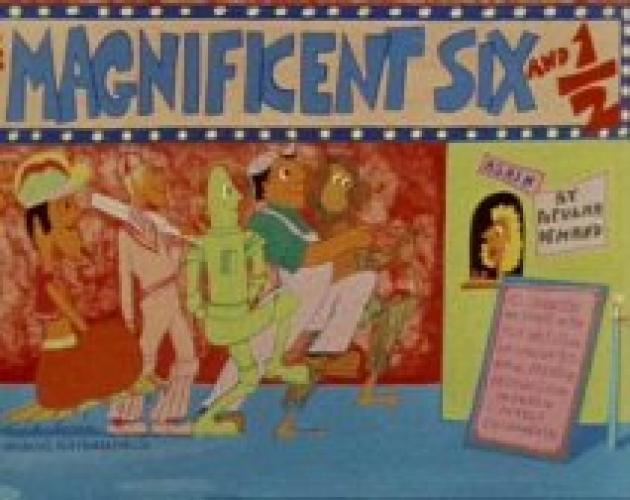 The Magnificent Six and ½ next episode air date poster