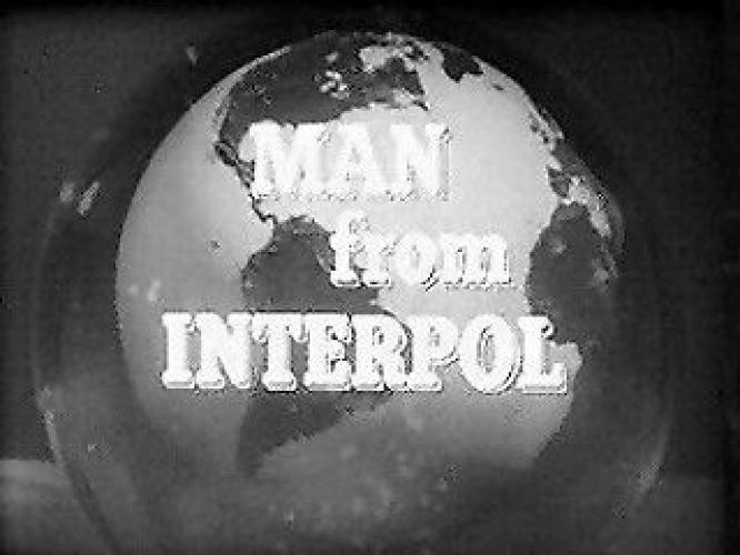 Man from Interpol next episode air date poster