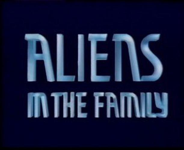 Aliens in the Family (UK) next episode air date poster