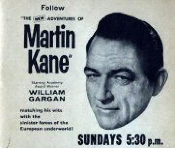 The New Adventures of Martin Kane next episode air date poster