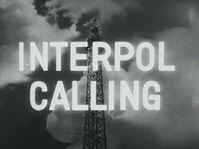 Interpol Calling next episode air date poster