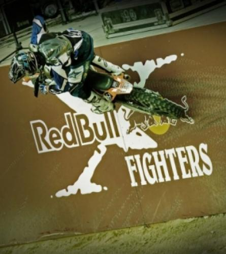 Red Bull X-Fighters next episode air date poster