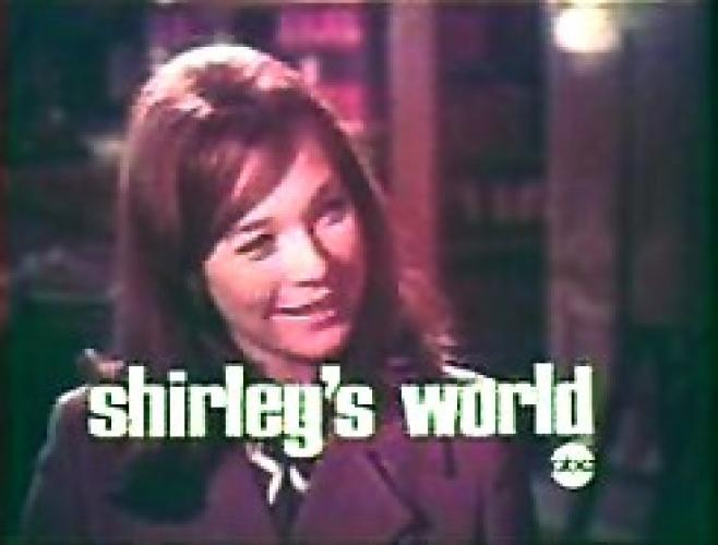 Shirley's World next episode air date poster