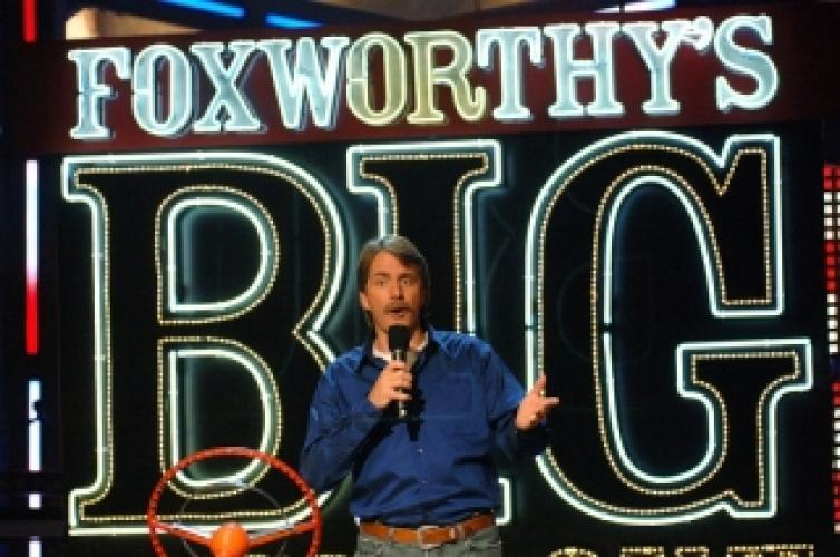 Foxworthy's Big Night Out next episode air date poster