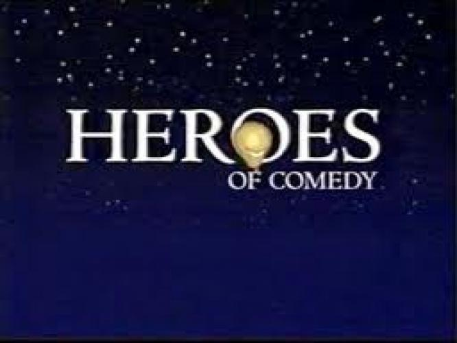 Heroes of Comedy next episode air date poster